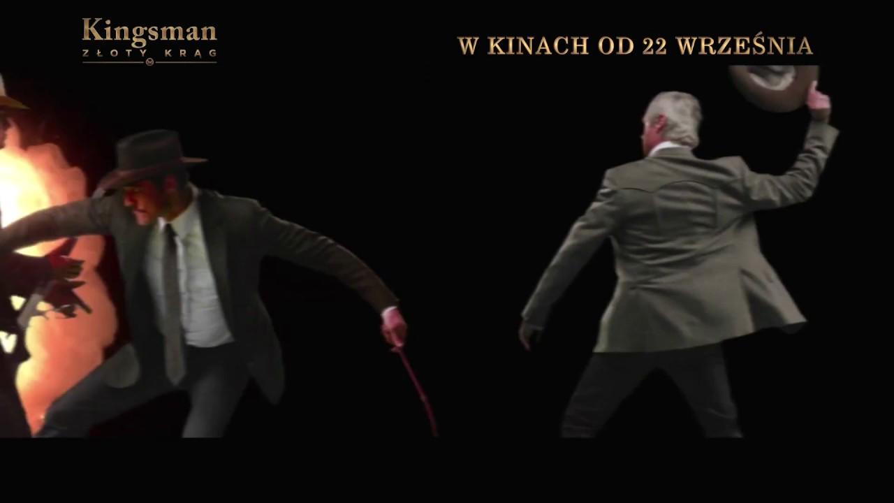 Kingsman: Złoty krąg | Bumper [#3] | 2017