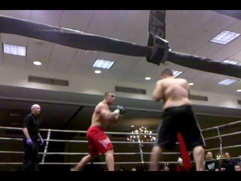Red Carpet Worcester MMA Fighter Steve Skriz KO