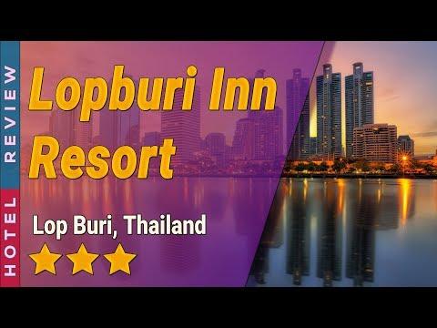 Lopburi Inn Resort hotel review | Hotels in Lop Buri | Thailand Hotels