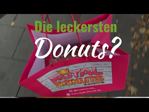Hype, Trend, Kult? ROYAL DONUTS in Hamburg 🍩