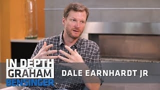 Dale Earnhardt Jr: Crash that ended my career