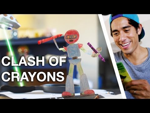 Clash of Crayons