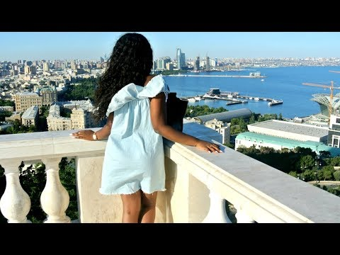 The best of Baku, Azerbaijan, Travel Vlog