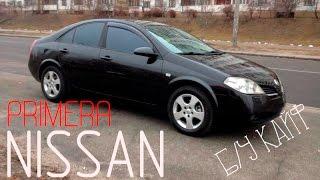 видео Тест драйв, обзор Nissan Primera