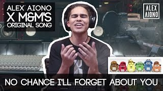 No Chance I'll Forget About You | Alex Aiono x M&M'S ORIGINAL SONG