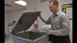 SLC: Confidential Bins and Mobile Paper Shredding
