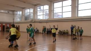 Гандбол Ставрополь -Краснодар 2002 г.р  24.12.13