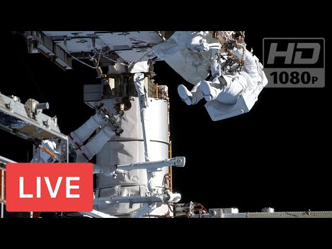 WATCH LIVE: Astronauts Rubins of NASA and Noguchi of JAXA go for spacewalk outside ISS @07:00am ET