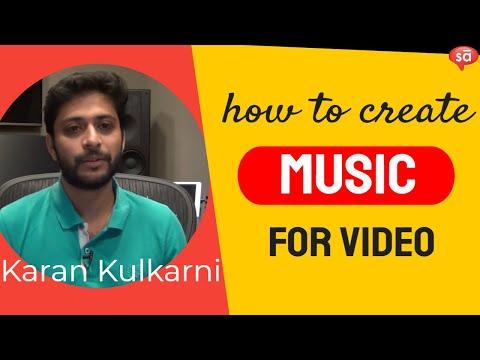 Creating music for video | Karan Kulkarni || S07 E24 || tutoREals | SudeepAudio.com