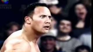 The Rock vs John Cena Wrestlemania 29 Promo