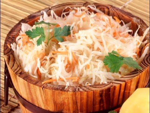 17.Старинный рецепт засолки капусты. Солим капусту.