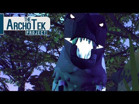 The Archotek Project - Dinossauros Do Halloween, Grandes Perigos! | (#14) (PT-BR)