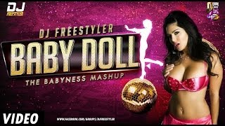 DJ Freestyler - Baby Doll (The Babyness Mashup)