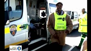 Western Cape Provincial Government Has Launched A Project To Protect Paramedics