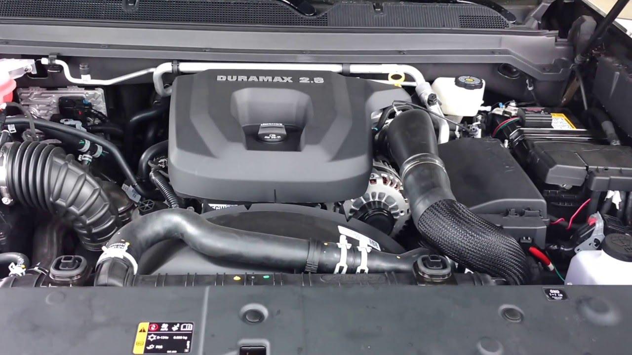 2016 Gmc Canyon Duramax Diesel Walk Around Youtube