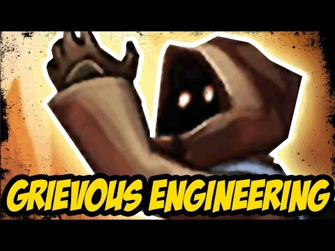 Jawa Engineer's Droids Nuke Revan! | Star Wars: Galaxy Of Heroes