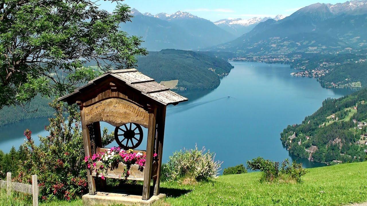 I 12 laghi più pittoreschi in Austria
