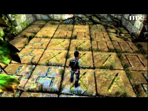 Uncharted 3: Drake's Deception - Chapter 6 Puzzles HD