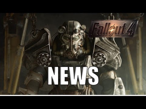 Fallout 4 News: Bethesda Se Fait Troller / Mod New California / Creation Club / T-51 En Compagnon