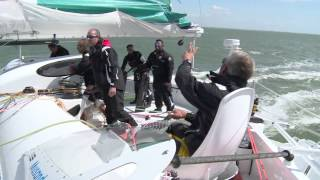 لمحة عن سباق الإبحار حول بريطانيا وإيرلندا Sailing around Britain and Ireland