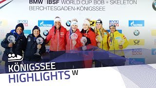 Four of a kind for the queen Kaillie Humphries | IBSF Official