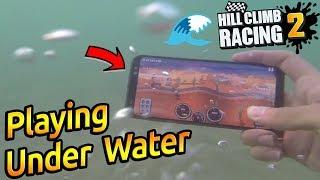 Hill Climb Racing 2 - 🌊 Playing In The Sea 🌊