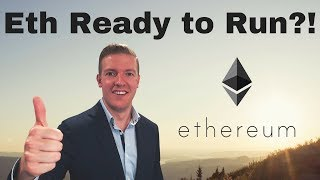 Is Ethereum Ready to Rocket? Slow and steady might win the race