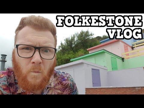 FOLKESTONE VLOG!