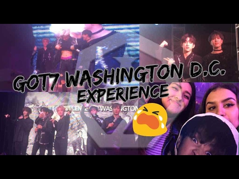 [THEY RECOGNIZED US!!] GOT7 WASHINGTON D.C. FANMEET & PHOTO OP EXPERIENCE W/ FOOTAGE #TURBULENCEINDC