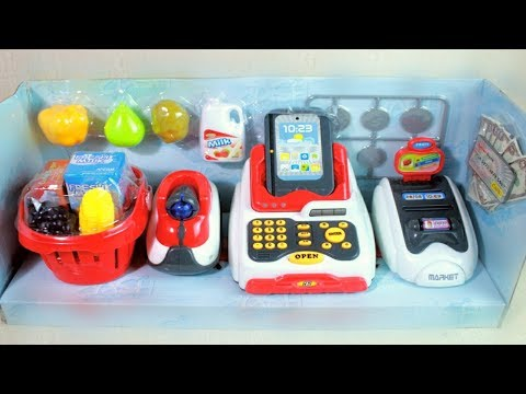 Cash Register Machine Toys for Kids  Unboxing/Review in Hindi