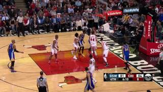 Golden State Warriors at Chicago Bulls - March 3, 2017