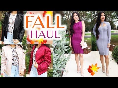 Fall Fashion Haul 🍂 Compras Para Otoño 🍁 Bessy Dressy