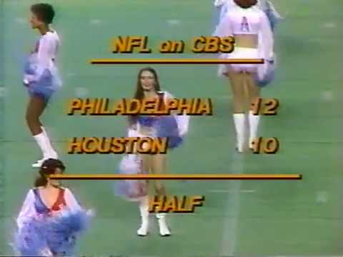 1979 Eagles at Houston 2nd half