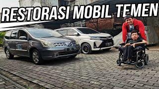 Pimp My Ride Ala Ala, Bikin Keren Mobil Habibie Afsyah Part 1