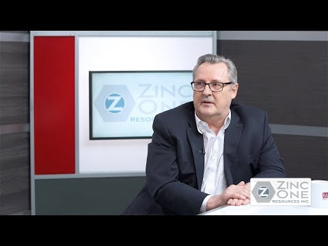 Zinc One: CEO Jim Walchuck on the key price drivers for zinc