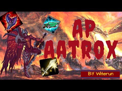 AP Aatrox!! League of Legends - Witerun