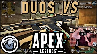 DUOS FILL THE IMPACT OF THE R99 w/ VISS AND TANNERSLAYS APEX LEGENDS SEASON 3