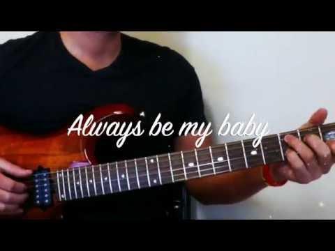 Always be my baby- Matt Sickels Solo arrangement