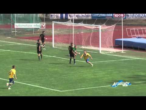eccellenza 2^ giornata SPORTING BELLINZAGO - CEVERSAMA BIELLA 3-2