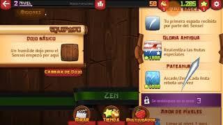 2.-Fruit ninja  (parte 2 ) Carlos sg21