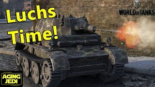 World of Tanks - Luchs 'The Cute Little Murder Cannon'