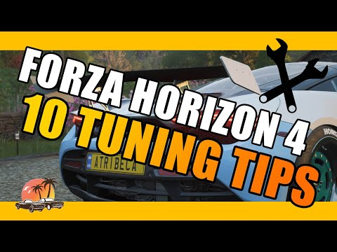 How to Tune a Car in Forza Horizon 4 | A Tribe Called Cars