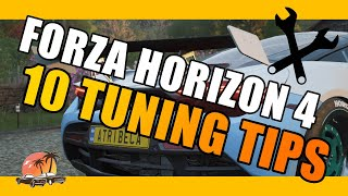 How to Tune in Forza Horizon 4: 10 Useful Tips & Tricks | A Tribe Called Cars