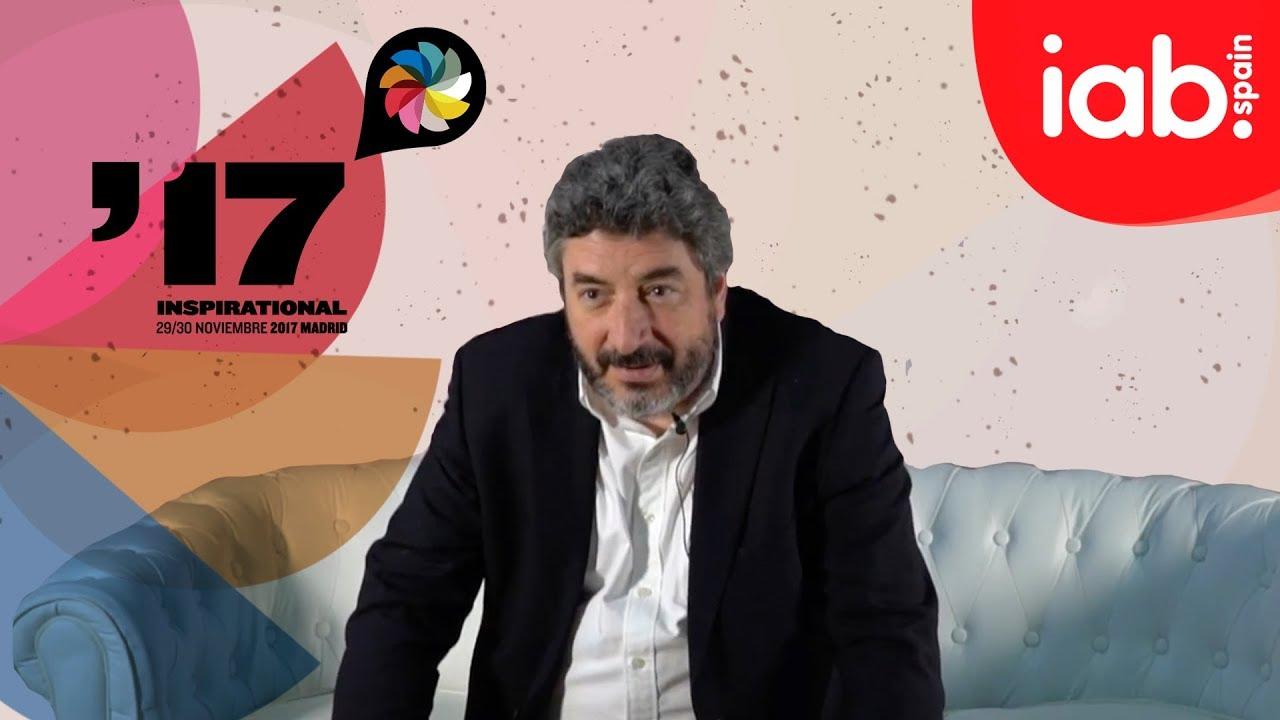 Victor Martín de CORREOS y la DIFERENCIA DE TARGET - Inspirational Wheel