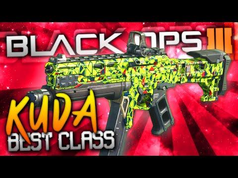 "Black Ops 3: BEST CLASS SETUP! - ""KUDA"" (THE BEAST)"