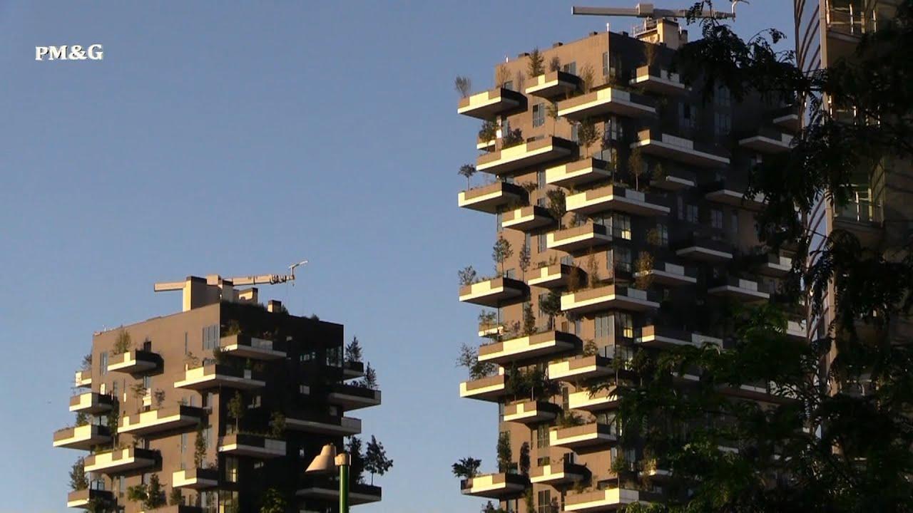 Milano il bosco verticale su airbnb euro per una notte nel