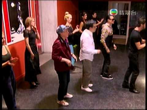 Patrick Tse y Victor Bravo. Museo del baile flamenco. Cristina Hoyos de Sevilla