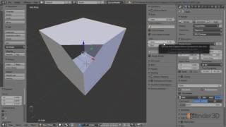 видео уроки blender 3d урок 2.6