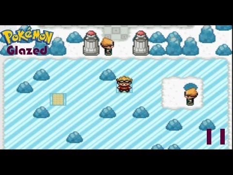 Pokemon Glazed #11, Llegando A Ciudad Norteña, Consiguiendo Un Glaceon!