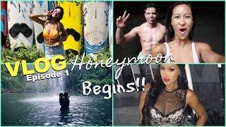 Baixar Vlog |  Honeymoon starts! Crushing it in VEGAS! Hawaii. EP1